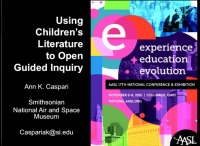 Using Children's Literature to Open Guided Inquiry
