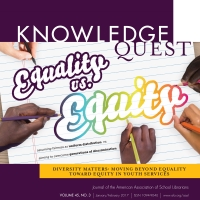 Volume 45, No. 3 - ​Diversity Matters: Moving Beyond Equality Toward Equity in Youth Services