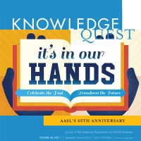 Volume 45, No. 1 - AASL's 65th Anniversary