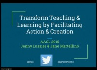 Transform Teaching and Learning by Facilitating Action and Creation