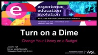 Turn on a Dime: Change Your Library on a Budget