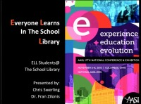 Everyone Learns in The Library: ELL Students in the School Library