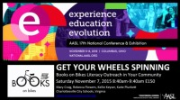 Get Your Wheels Spinning: Books on Bikes Literacy Outreach in Your Community