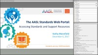 The AASL Standards Web Portal: Accessing Standards and Support Resources